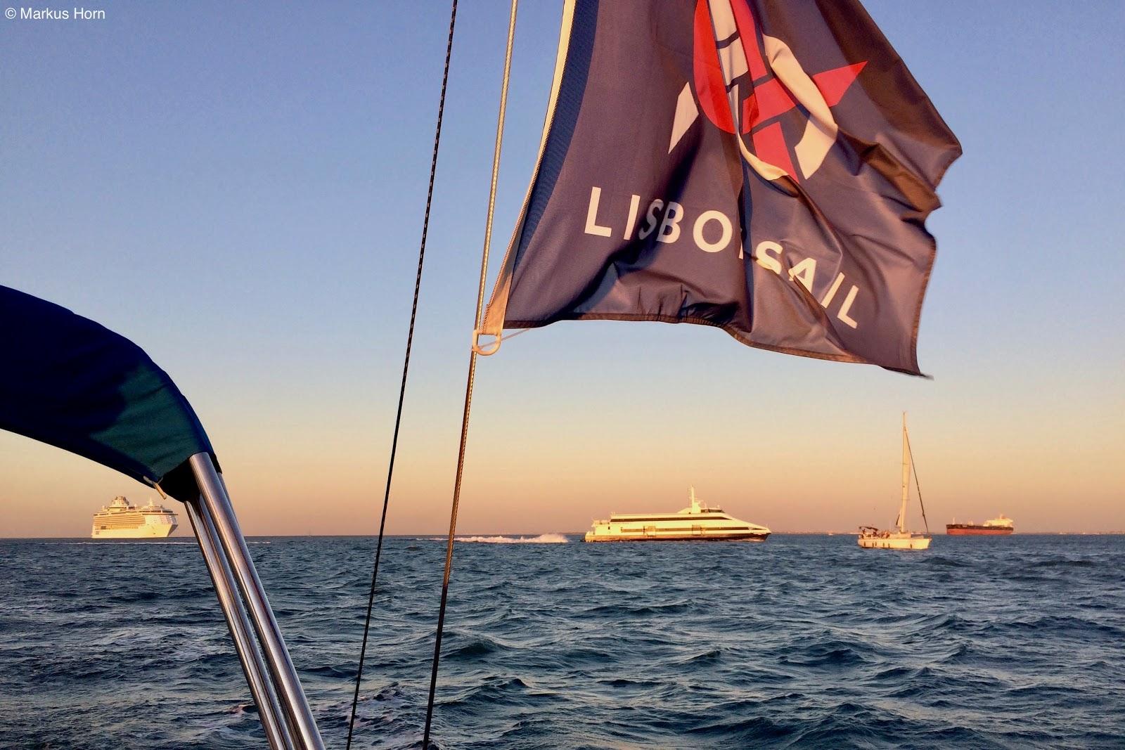 Lisbon Sail 12